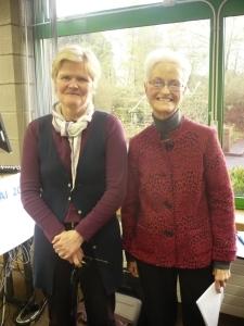Dr Bernadette Whelan and Professor Suellen Hoy
