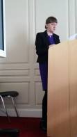 Dr. Laura Kelly, Glasgow Caledonian University