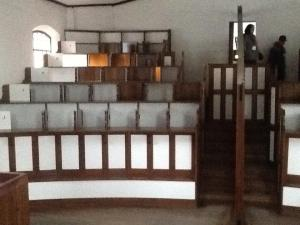 Chapel in the Separate Prison